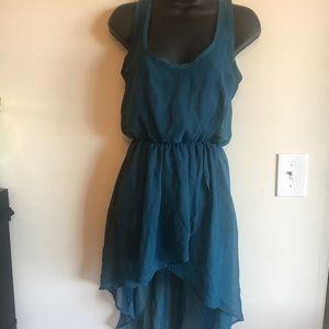 Dresses & Skirts - teal cover up